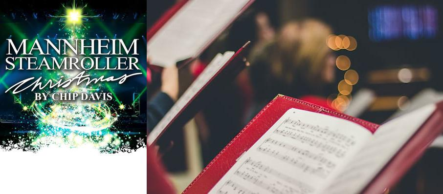 Mannheim Steamroller at US Cellular Center