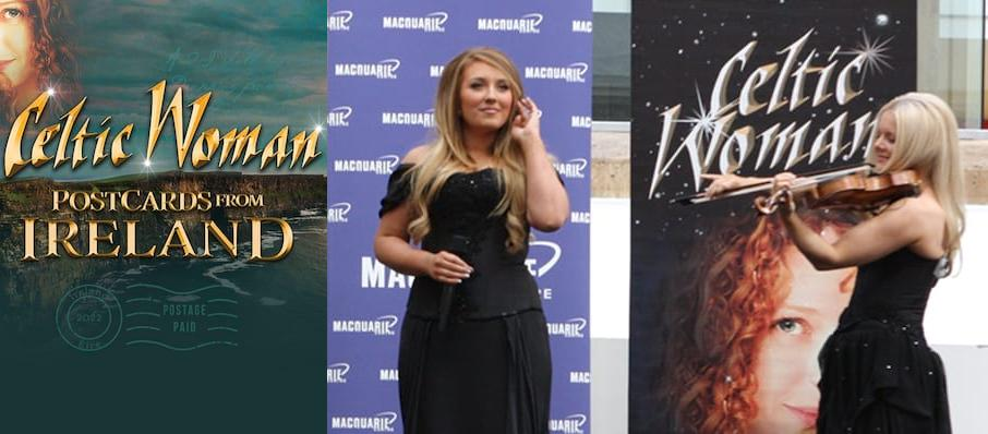 Celtic Woman at GBPAC Great Hall