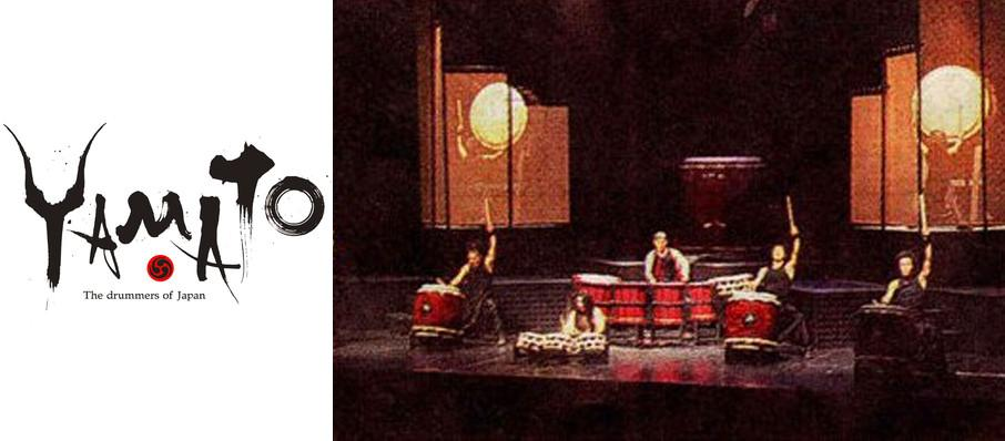 Yamato - The Drummers of Japan at GBPAC Great Hall