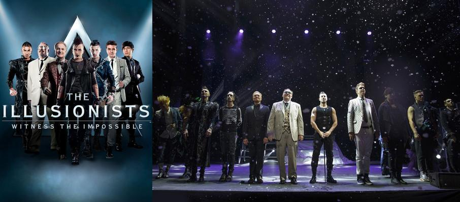 The Illusionists at GBPAC Great Hall