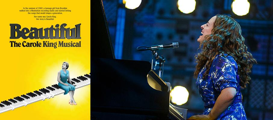 Beautiful: The Carole King Musical at GBPAC Great Hall