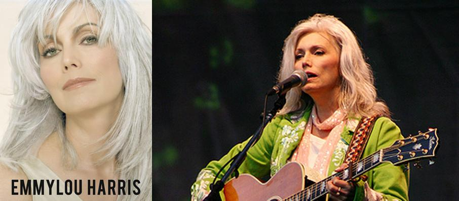 Emmylou Harris at GBPAC Great Hall