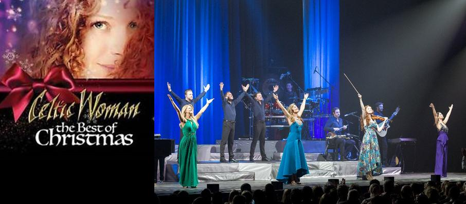 Celtic Woman - Best Of Christmas at GBPAC Great Hall