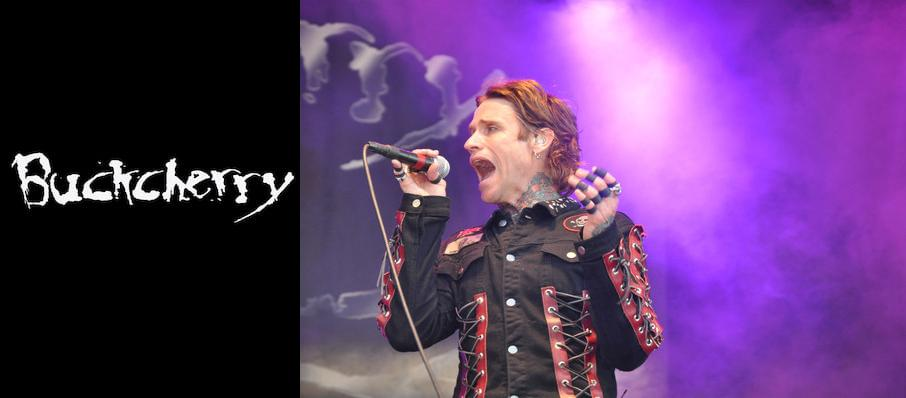 Buckcherry at US Cellular Center