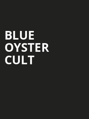 Blue Oyster Cult Poster